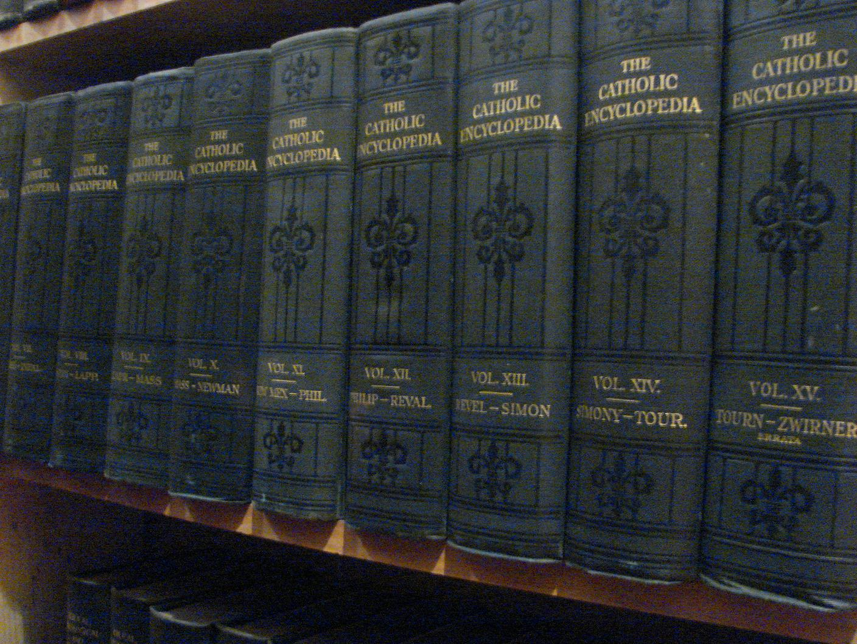 Catholic Encyclopedia. The Catholic Encyclopedia de7698a1c7